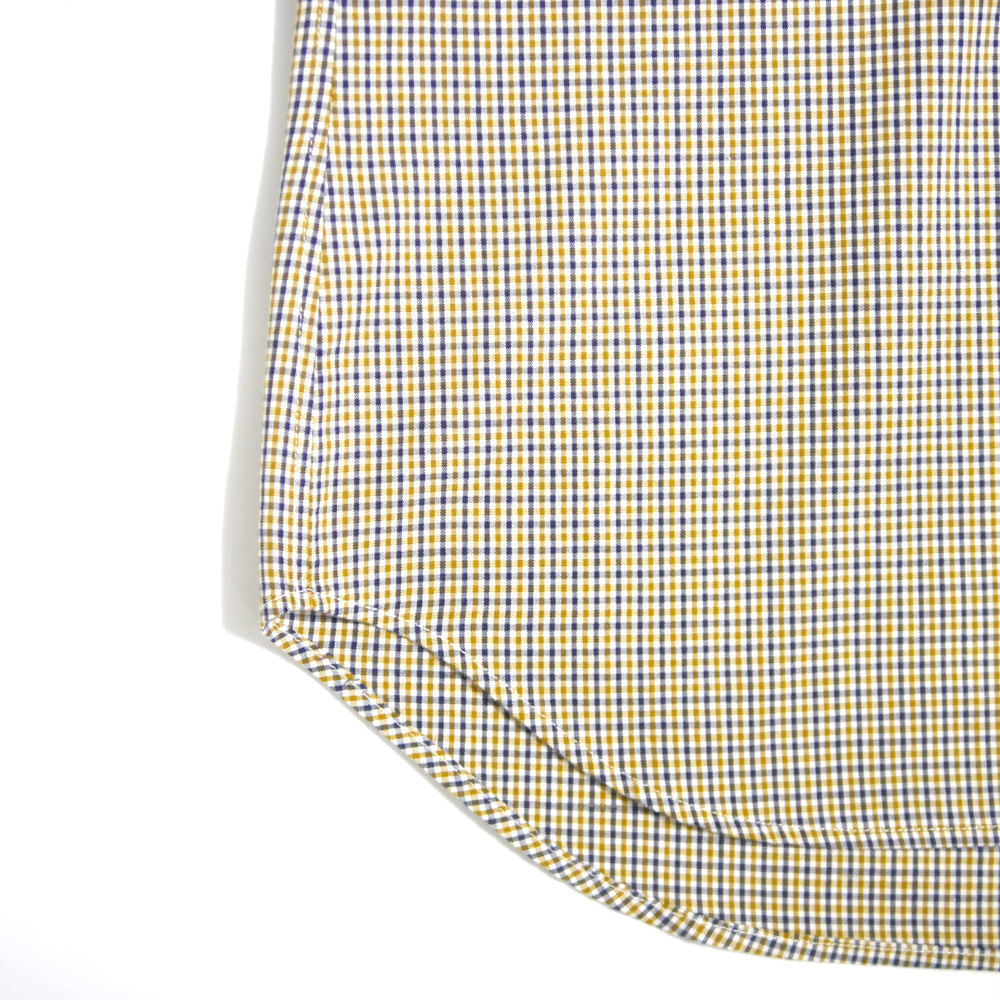 ミニチェックBDシャツ KATO`BASIC