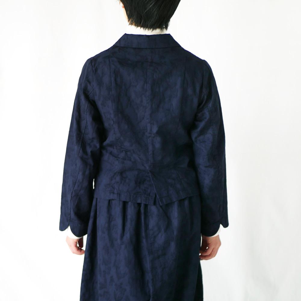 ショールテーラードジャケット-GRANDMA MAMA DAUGHTER