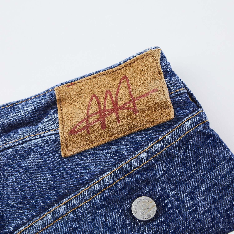 Vintage Narrow Straight Fit AAA