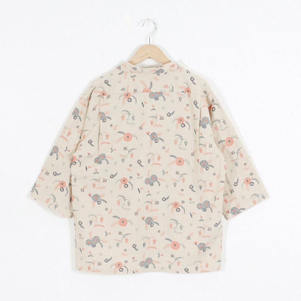 MICHIKUSA オープンカラーシャツ KATO`