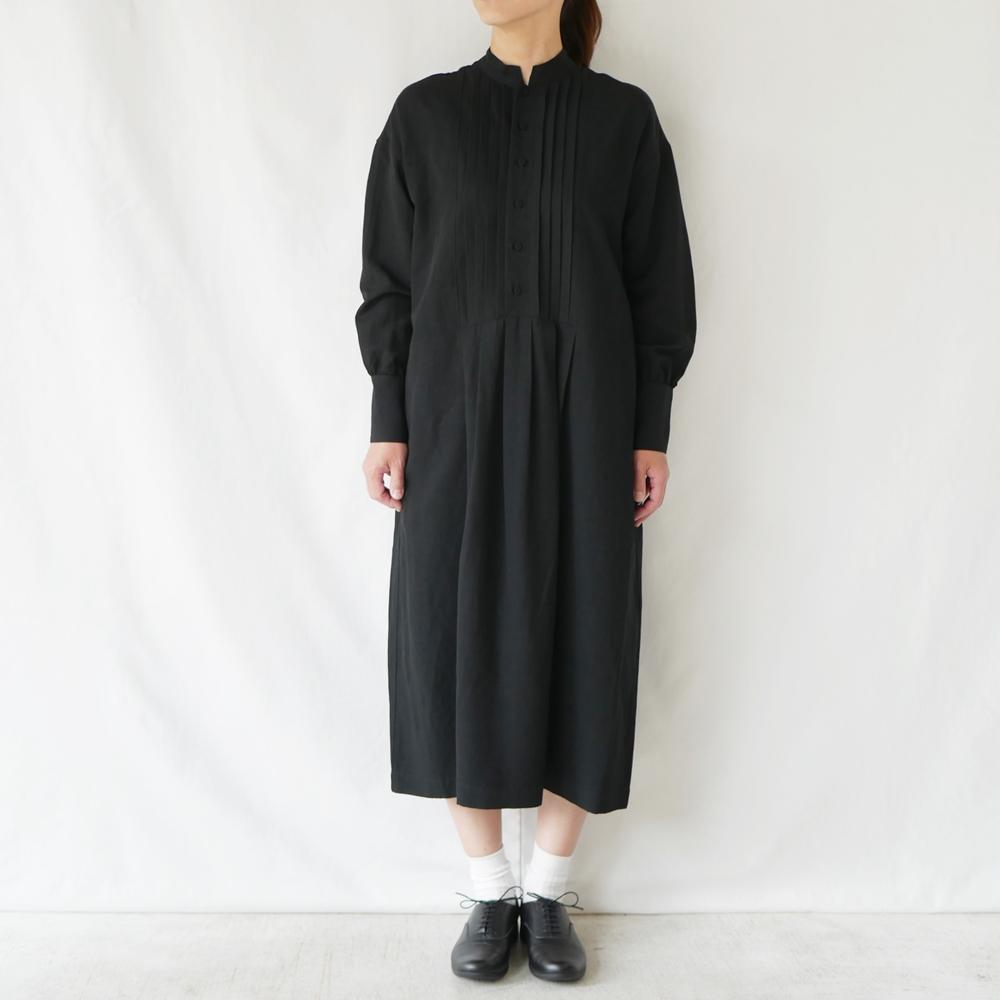 タックビブヨークワイドワンピース - GRANDMA MAMA DAUGHTER toro