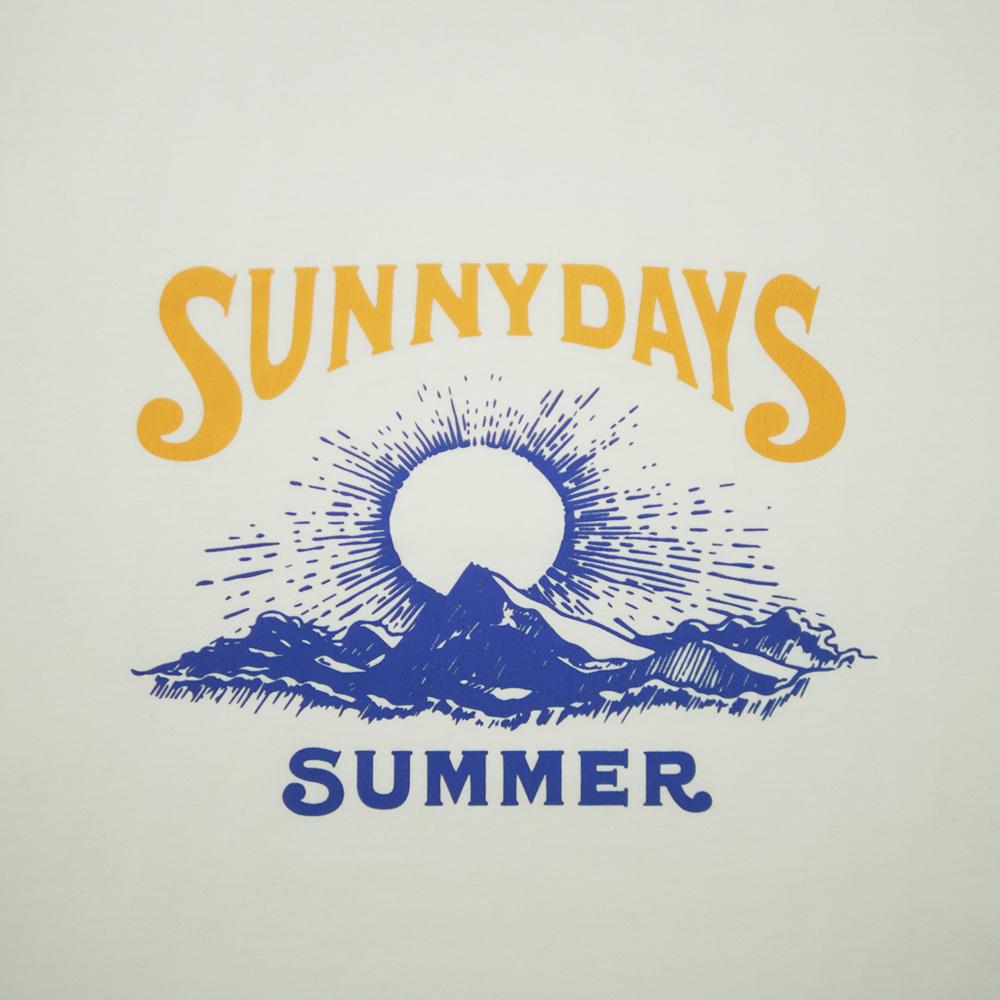 SUNNY DAYS TEE - KATO`