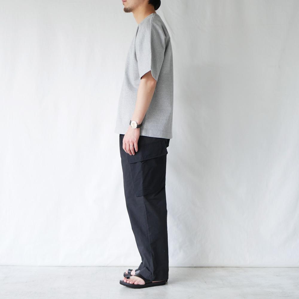 【通常価格¥13,200】度詰め起毛ドルマンT - KATO`