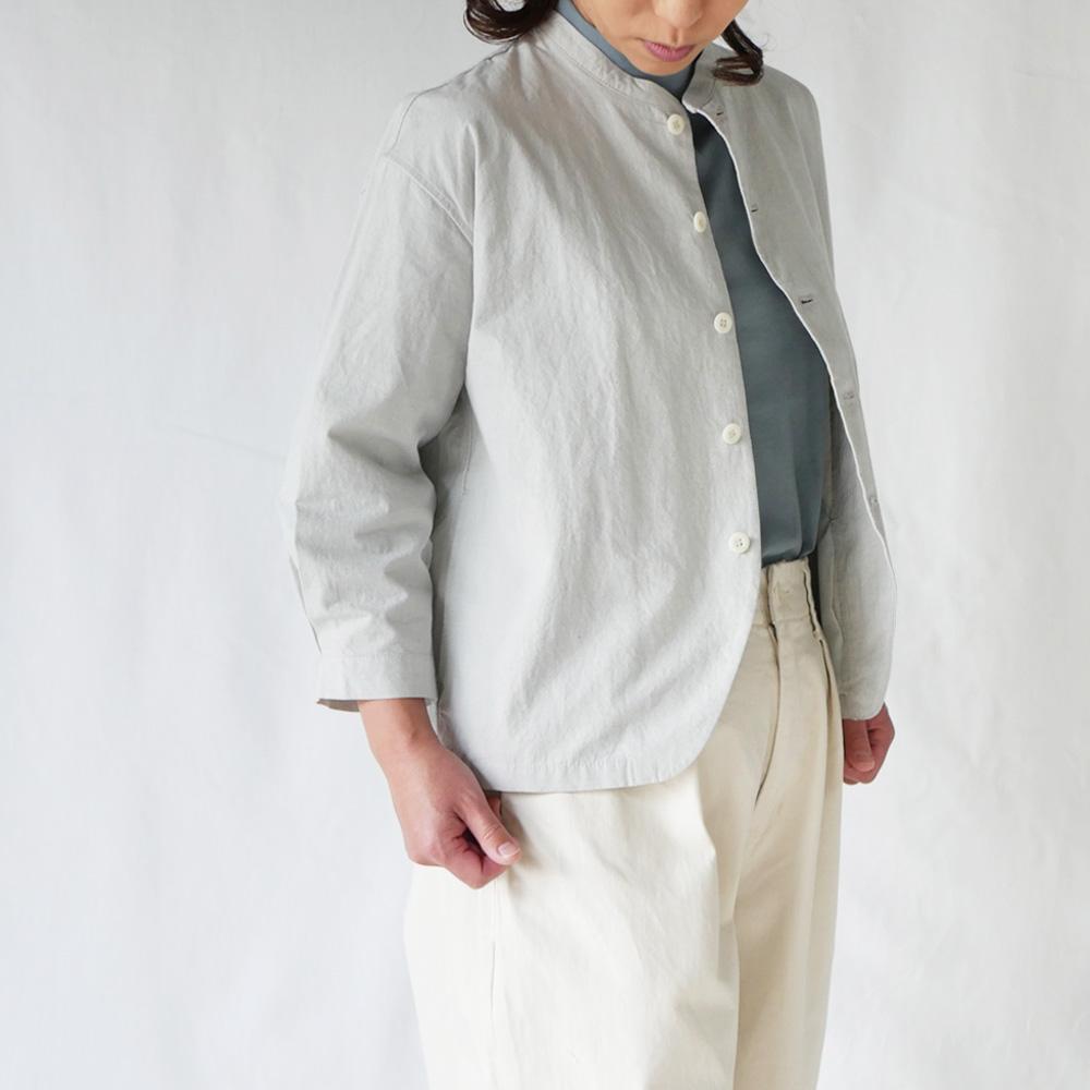 バンドカラージャケット GRANDMA MAMA DAUGHTER
