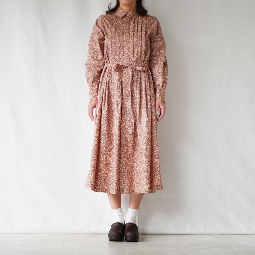 ペルヴィアンピマタックシャツワンピース GRANDMA MAMA DAUGHTER