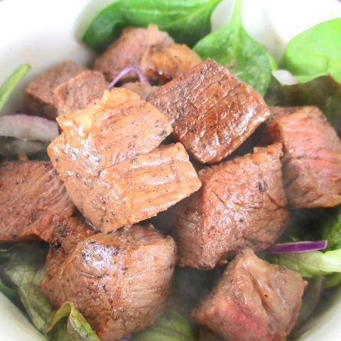 近江屋牛肉店 牛サイコロステーキ たっぷり1kg