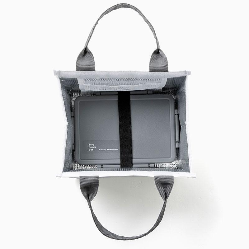 滝沢眞規子が本当に欲しかった保冷機能つきLUNCH BAG BOOK WHITE ver.