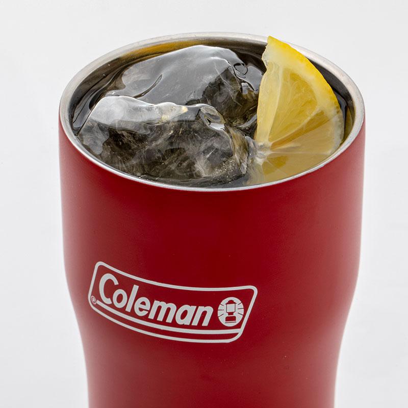 Coleman BRAND BOOK #05 真空断熱タンブラー コールマンレッド