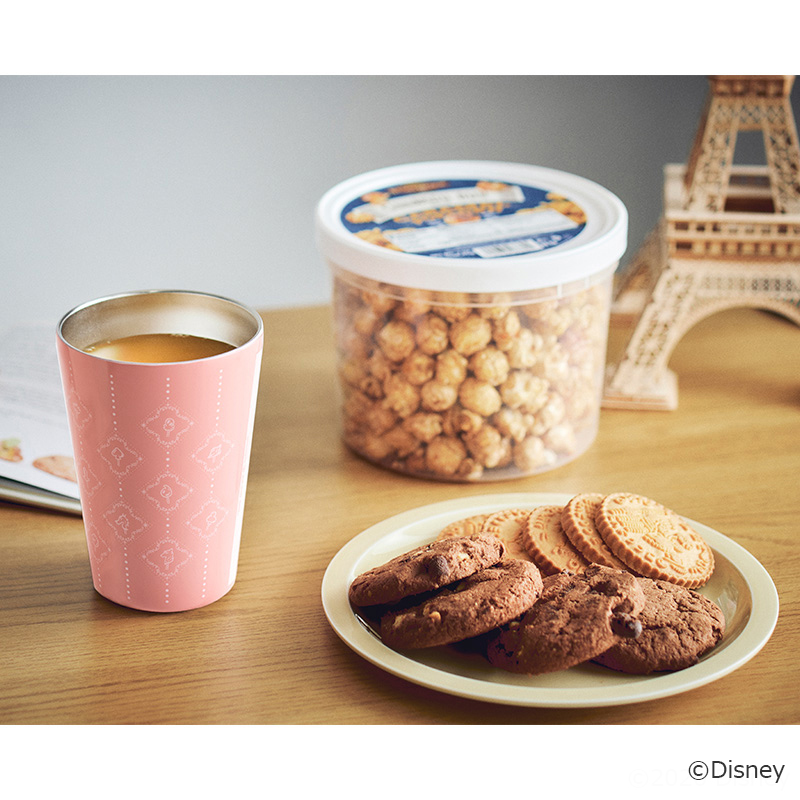 Disney ツイステッドワンダーランド CUP COFFEE TUMBLER BOOK WHITE ver.