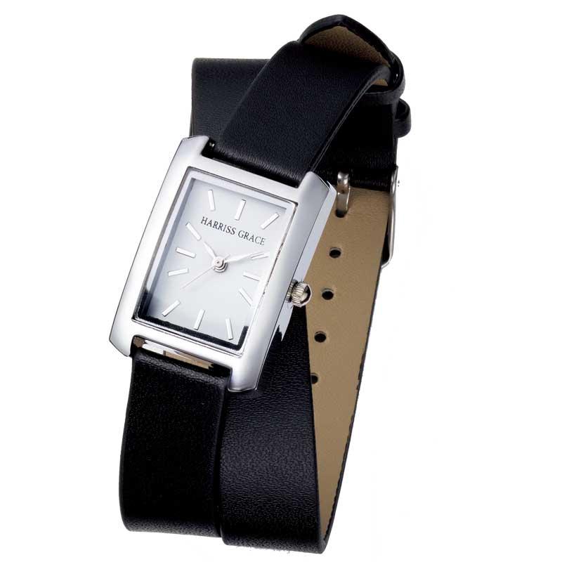 雑誌付録【ハリスグレース腕時計×素敵なあの人12月号】2021年10月15日発売
