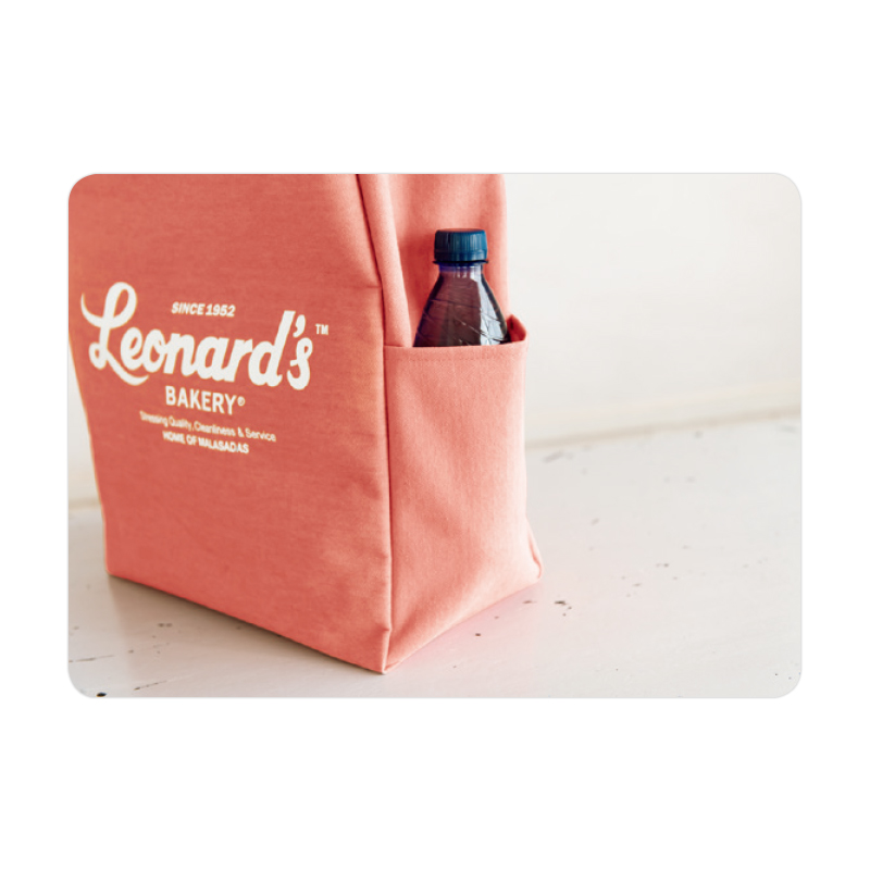 Leonard's(TM) BAKERY(R) BIG DELI BAG BOOK