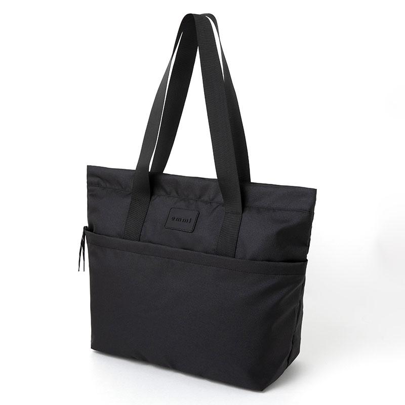 emmi active tote bag book black:7/21発売【ムック本付録】emmi(エミ)アクティブトートバッグ ブラック
