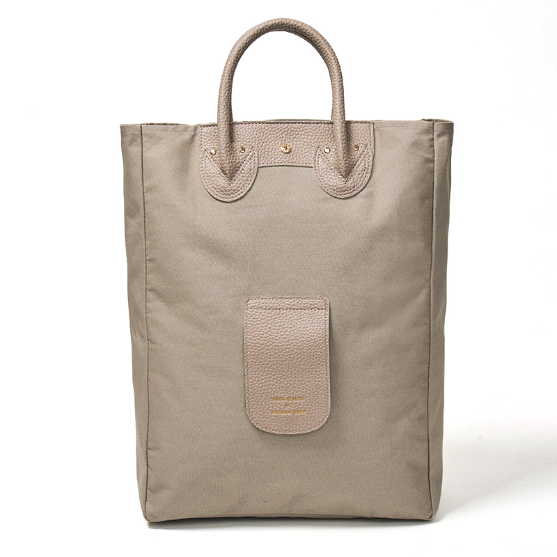 YOUNG & OLSEN The DRYGOODS STORE PACKABLE BAG BOOK BEIGE SPECIAL PACKAGE ver.