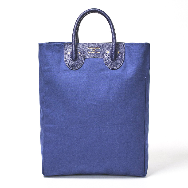 YOUNG & OLSEN The DRYGOODS STORE PACKABLE BAG BOOK NAVY SPECIAL PACKAGE ver.