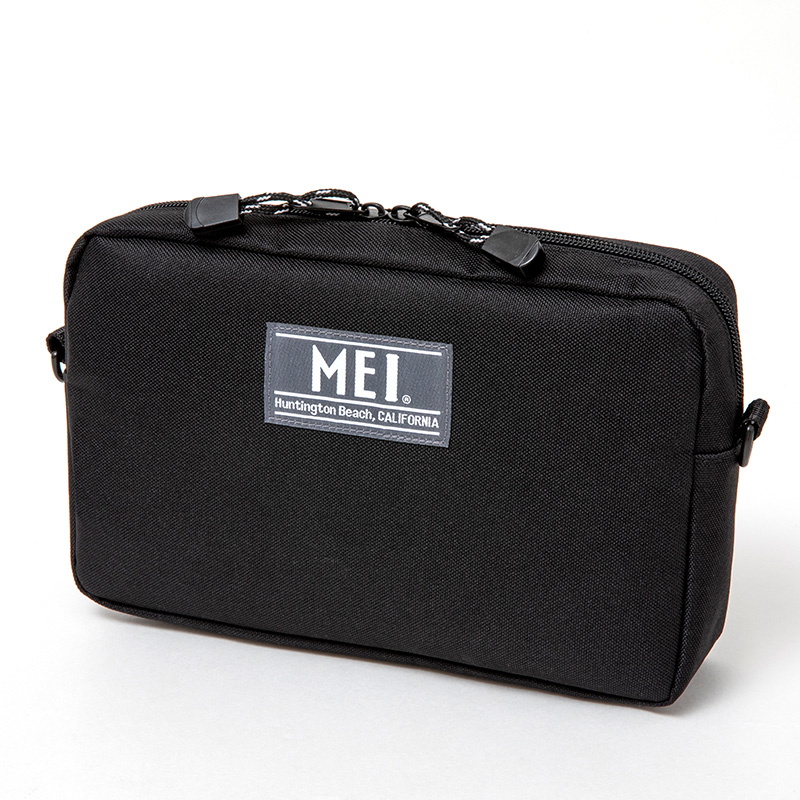 MEI 3WAY SHOULDER BAG & MINI WALLET BOOK