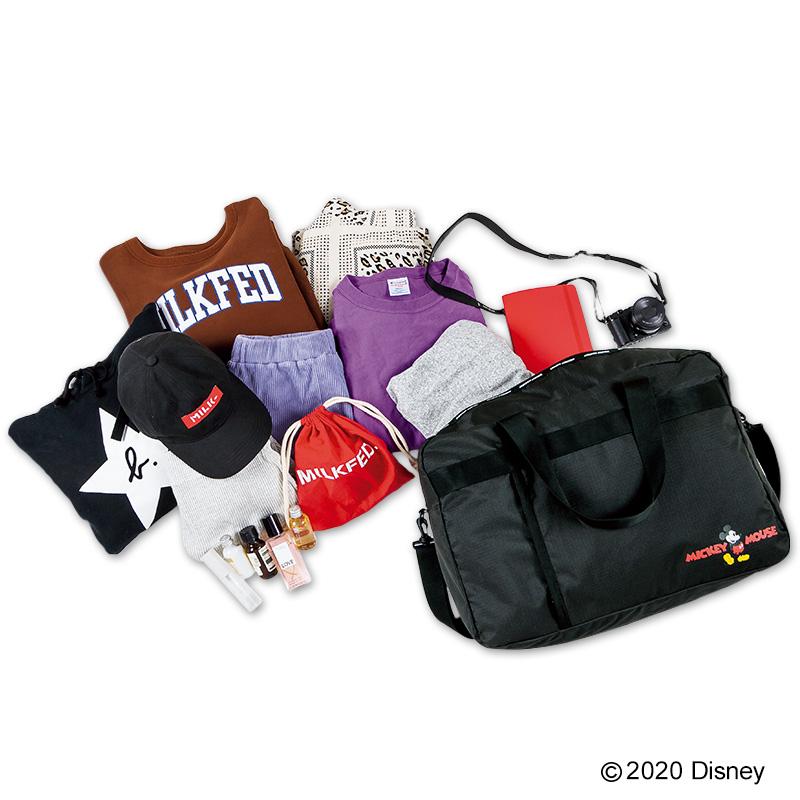 Disney MICKEY MOUSE BIG BOSTON BAG BOOK
