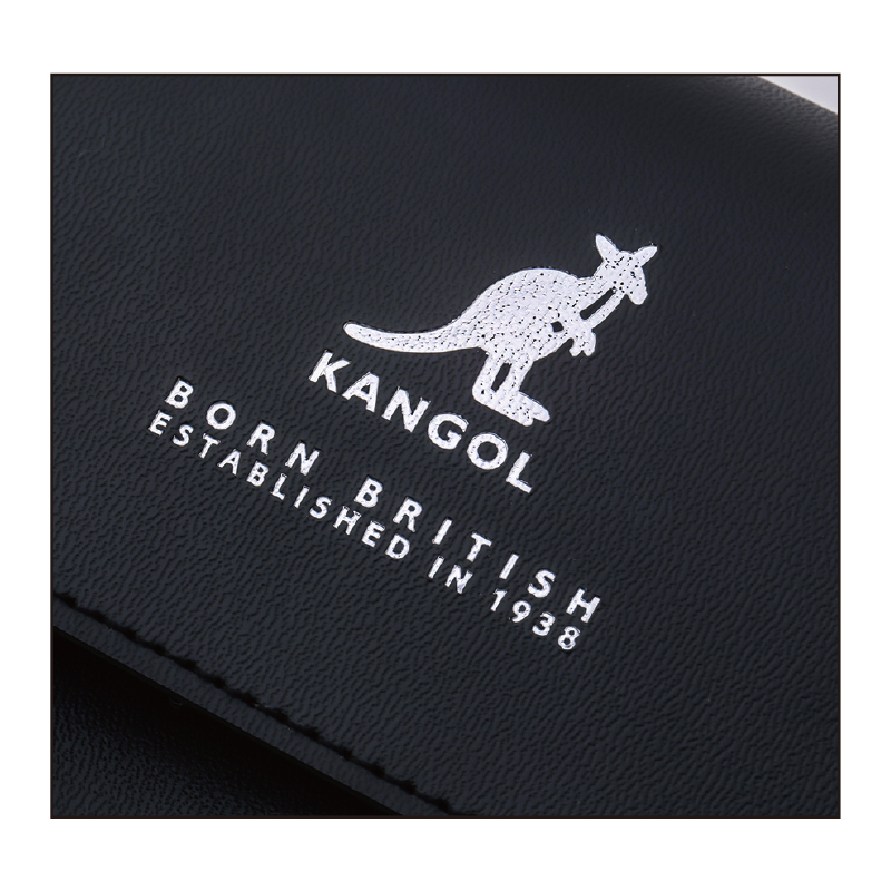 KANGOL サッチェルバッグ BOOK