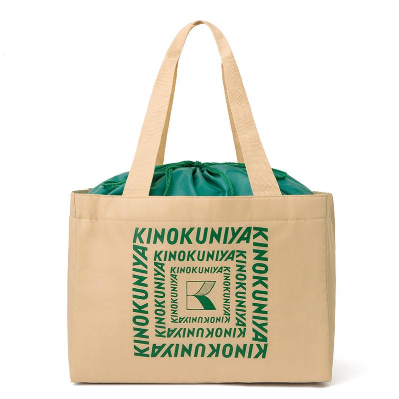 KINOKUNIYA 保冷ができるショッピングバッグBOOK