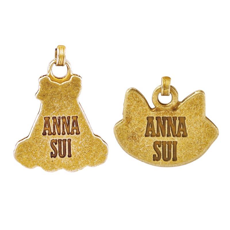 ANNA SUI 2020 F/W COLLECTION BOOK VANITY POUCH ANNA'S PRECIOUS SHOP