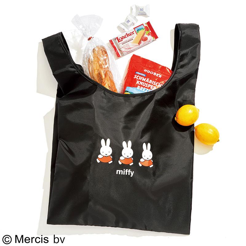 【sweet スウィート 12月号 雑誌付録】ミッフィー とても大きなショッピングバッグ