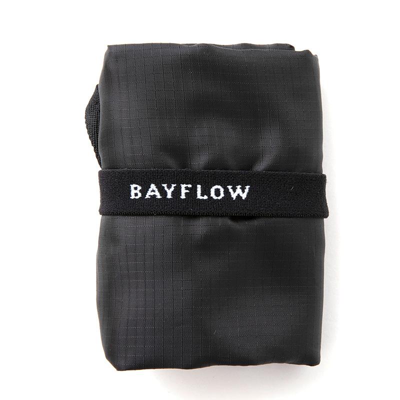 BAYFLOW ECO BAG SET BOOK BLACK