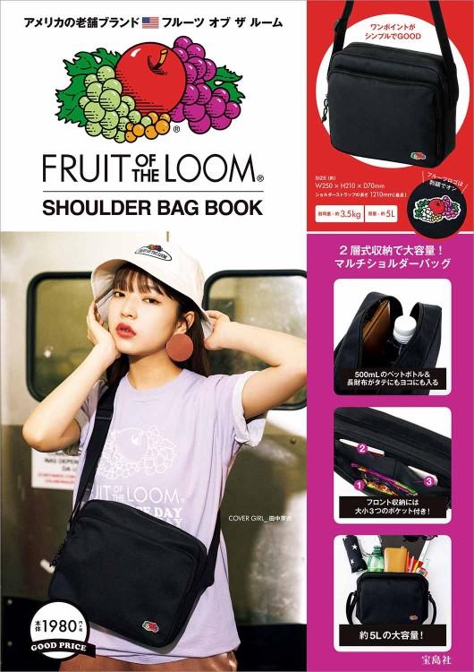 FRUIT OF THE LOOM(R) SHOULDER BAG BOOK