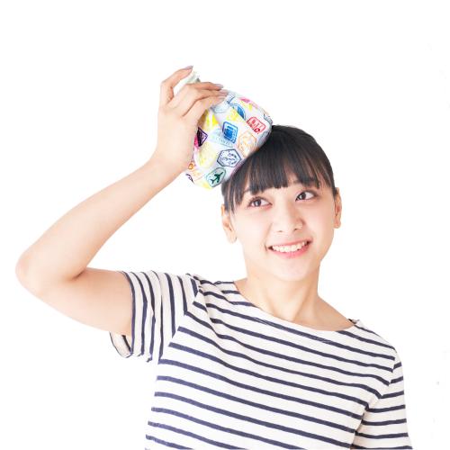 ひんやり氷シャワー Premium 【GRADATION RING】