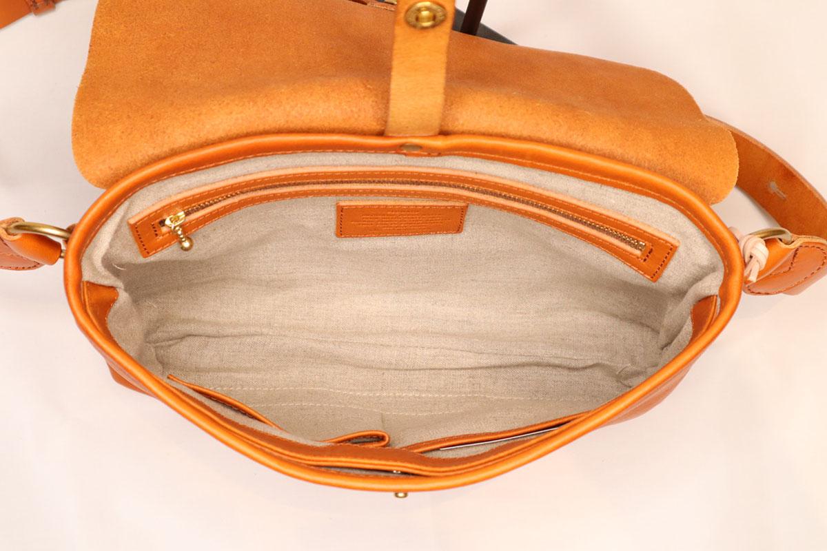 bono -flap waist bag