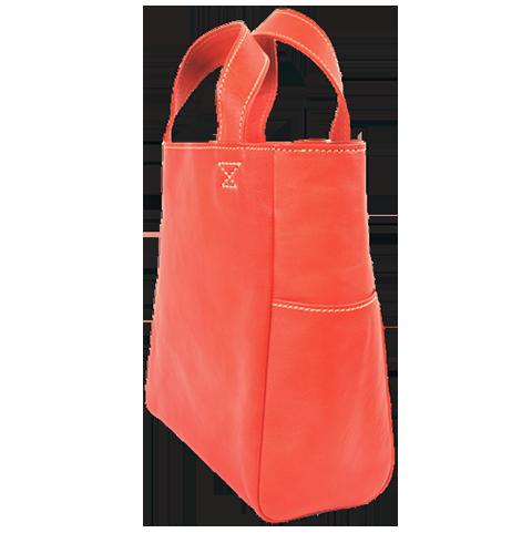 Tote bag 01/M(レザートートバッグ)