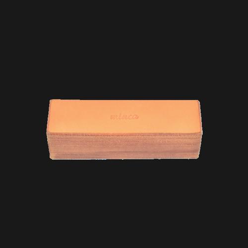 HL-paper weight(レザーペーパーウェイト)
