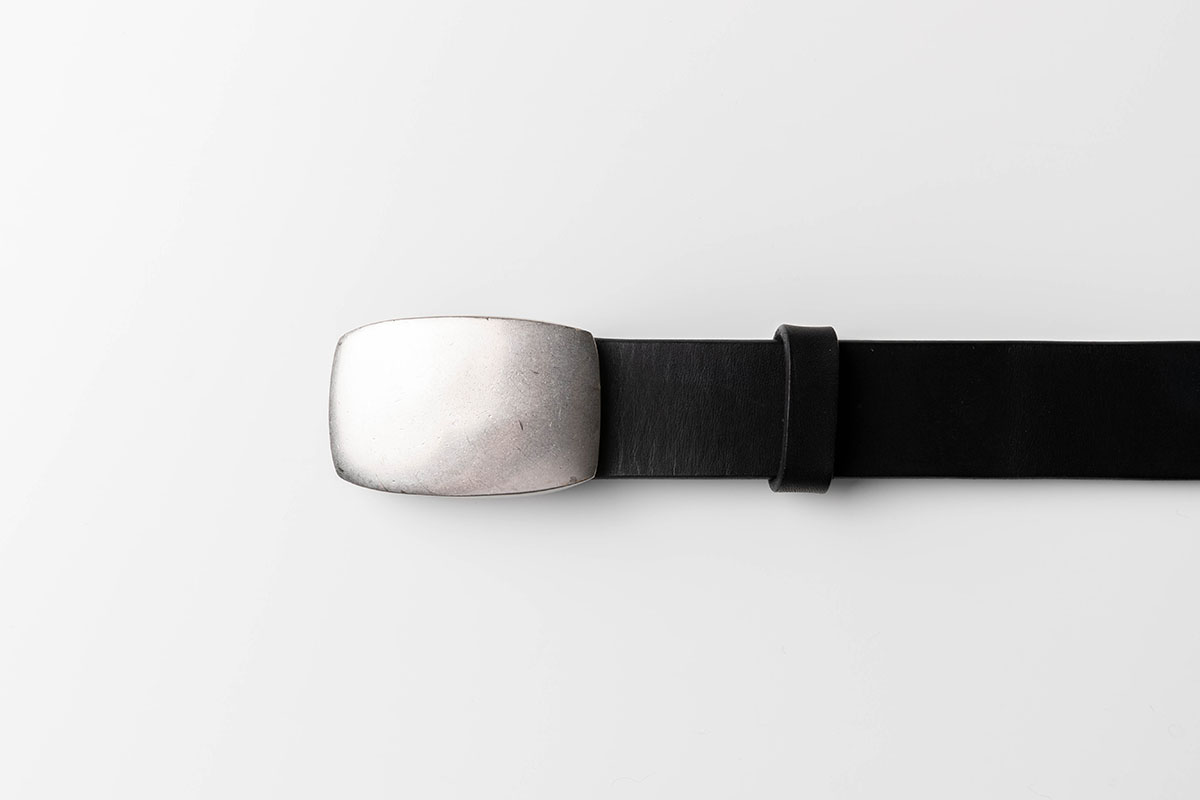 35mm幅板バックルベルト