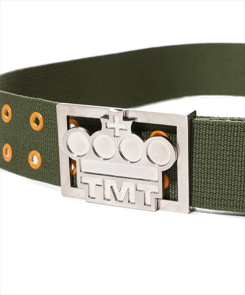 TMT CLASSIC LOGO DOUBLE-PIN BACKEL 50mm(TACS20CL02)