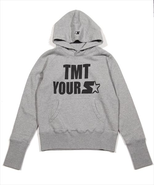 【横浜流星さん着用】STARTER×TMT HEAVY FRENCH TERRY HOODIE(TMT YOURS)TSWS19ST01