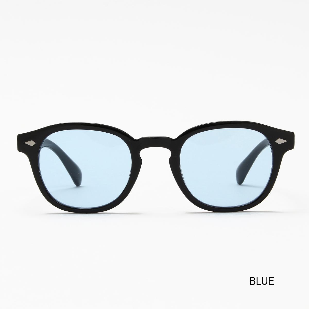 WELLINGTON-TYPE SUNGLASSES(BLACK&BLUE) TACS20SP05