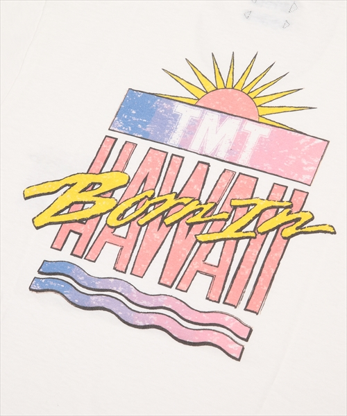 【SixTONES 松村北斗さん着用】S/SL RAFI JERSEY(BORN IN HAWAII)TCSS19SP18