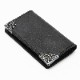 SILVER STAR LEATHER SMARTPHONE CASE(TACF20SP04)