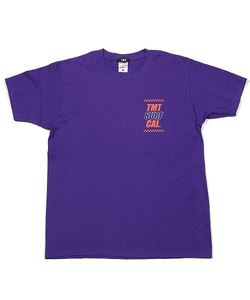 TMT×FRUIT OF THE LOOM TEE (TMT CAL)(TCSS20FL05)