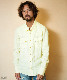 【雑誌Men's JOKER 8月号掲載商品】FRENCH LINEN 2WAY COLLAR WESTERN SHIRTS TSHS1809 シャツ