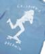 【映画「小さな恋のうた」着用】CALIFORNIA PRINT RAYON S/SL SHIRTS(TSHS1908)