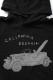 【Snow Man ラウールさん着用】GAZE MINI FRENCH TERRY PULLOVER HOODIE(CAR)(TSWS1901)