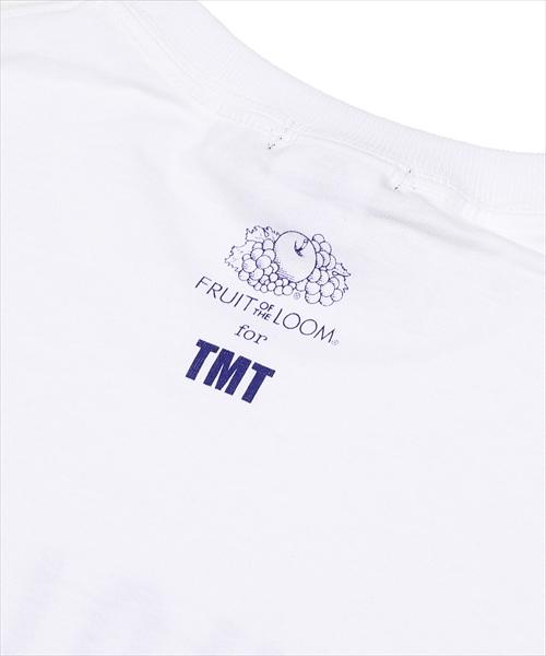 【テレ朝ドラマ「真夏の少年」着用】TMT×FRUIT OF THE LOOM TEE (TMT 1999)TCSS20FL02