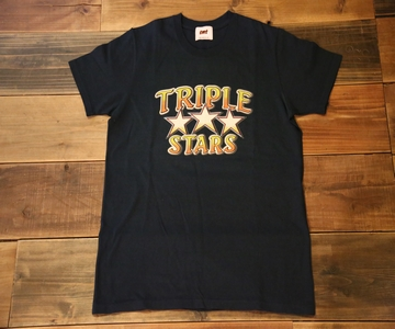 【直営店限定】S/SL 19/1 RUFI JERSEY(TRIPLE STAR)TCSS19SP12