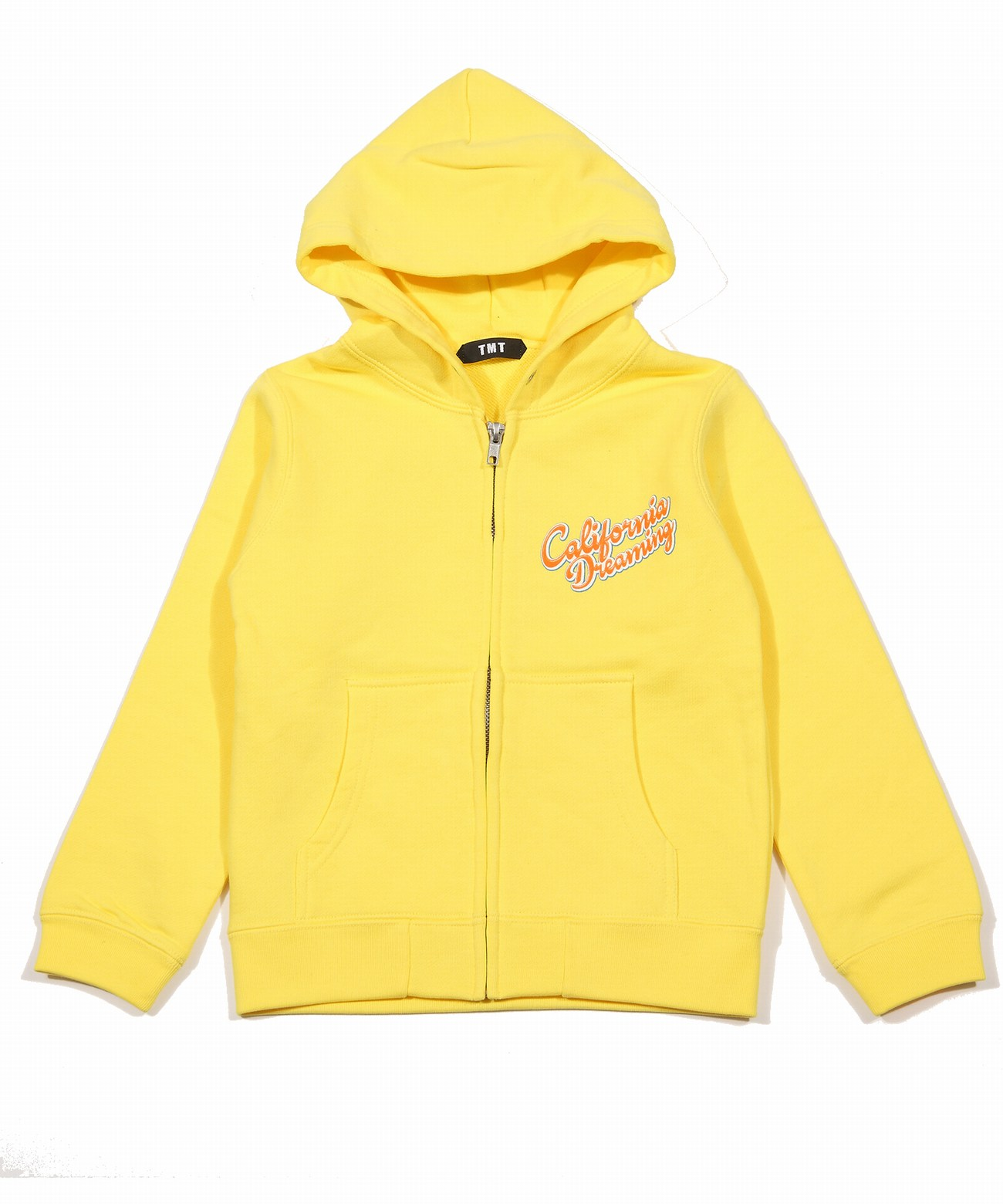 POPEYE(R)×TMT KIDS ZIP-UP HOODIE(CALIFORNIA DREAMIN)TKSS19PE01
