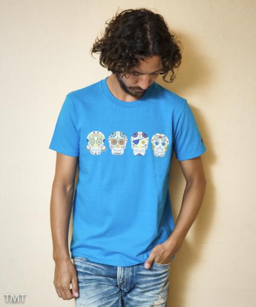 S/SL 19/1 RAFI JERSEY(FOUR CALAVERA) TCSS1802 Tシャツ