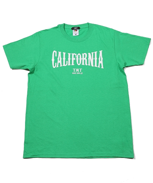 TMT×FRUIT OF THE LOOM TEE (CALIFORNIA) TCSF20FL04
