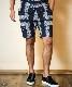 【雑誌Men's JOKER 3月号掲載商品】BANDANA EMBROIDERY SHORTS TSPS1804 ショートパンツ