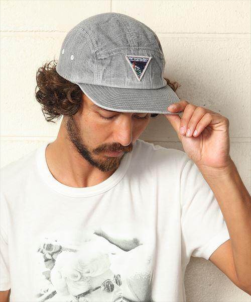 DENIM JET CAP(SURF WAPPEN)TACS1902