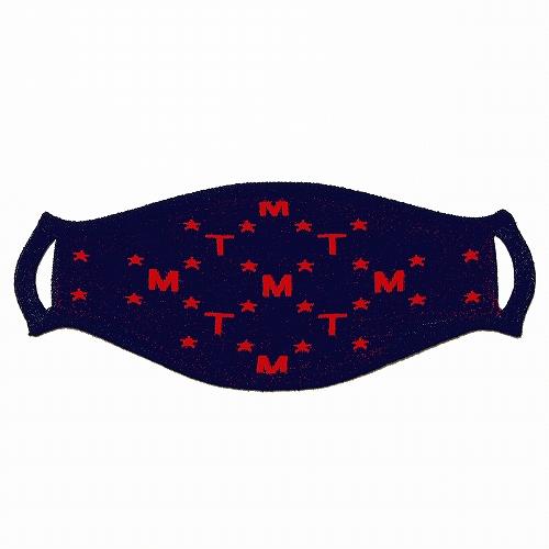 WHOLEGARMENT KNIT MASK(TMT pattern) TACF20SP07