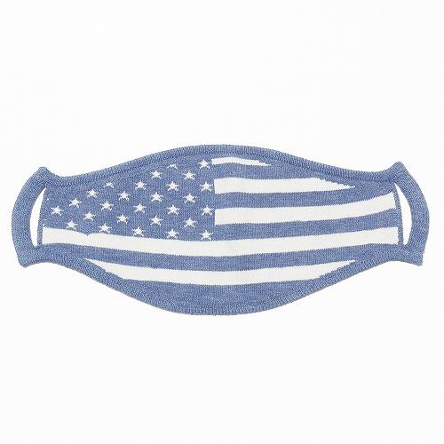 WHOLEGARMENT KNIT MASK(U.S.FLAG) TACF20SP08