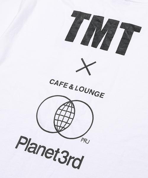 S/SL LOOSE SILHOUETTE TEE(TMT×PLANNET3rd) TCSF20SP02
